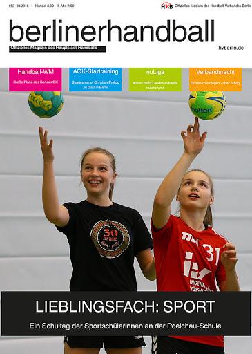zeitung sportschule